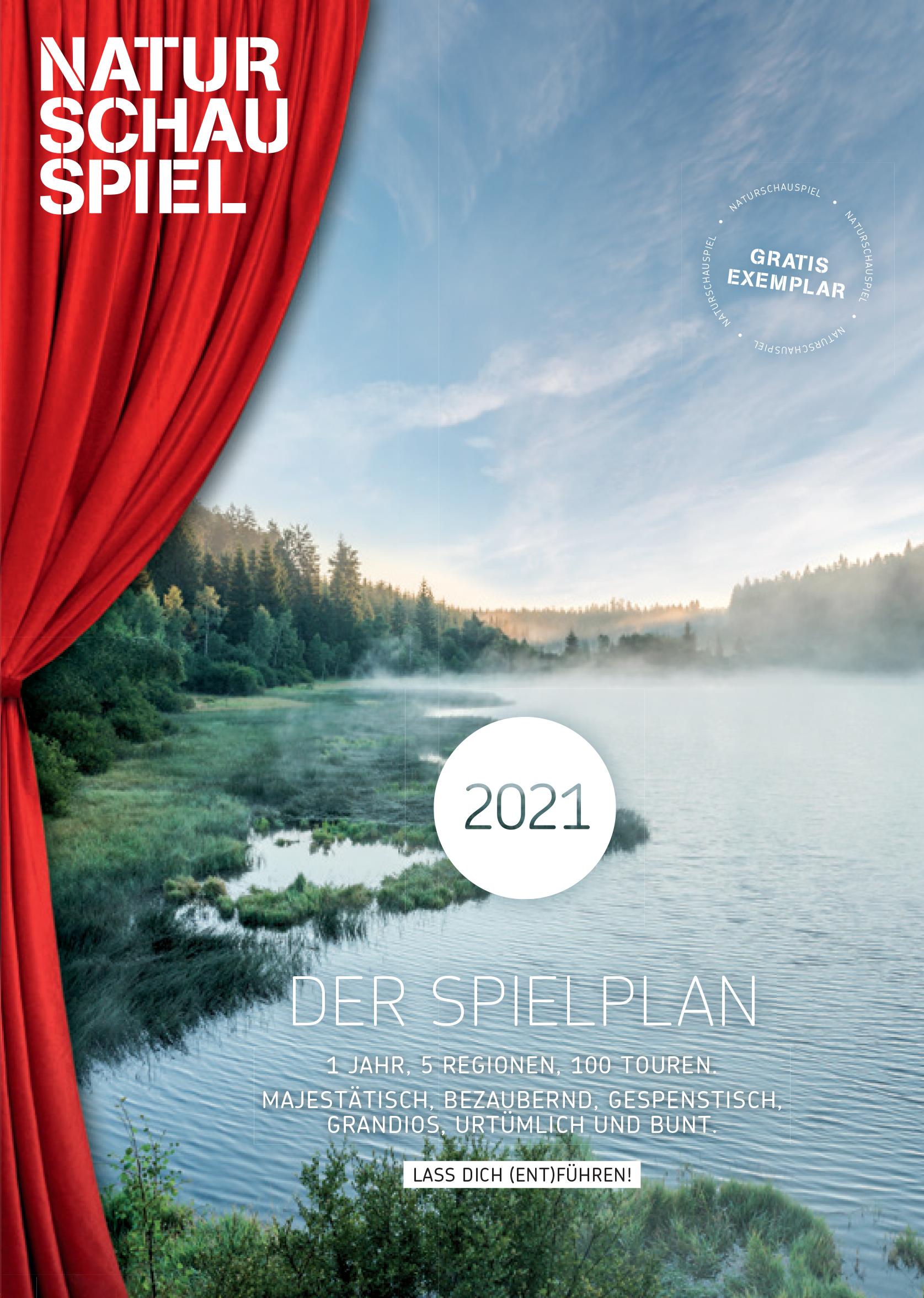SPIELPLAN 2021