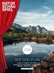 Spielplan 2018