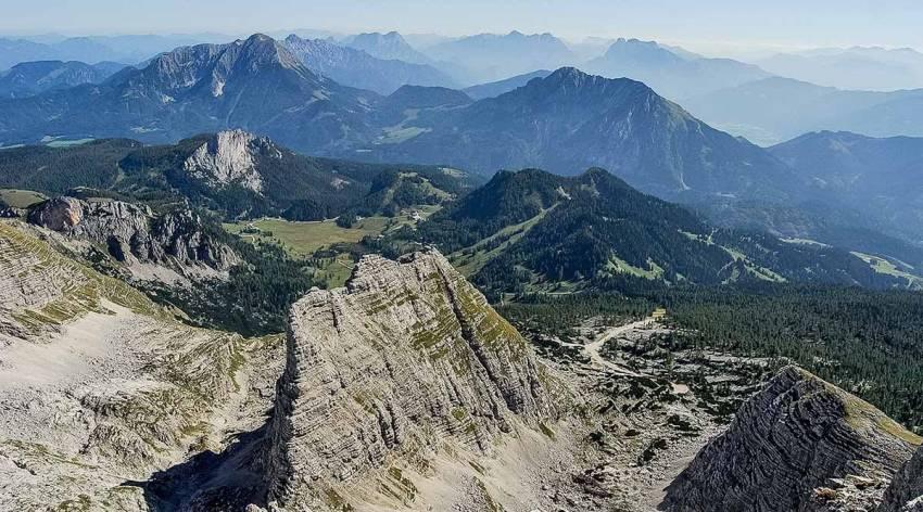 Bergparadies Warscheneck - Wildes Karstgebirge
