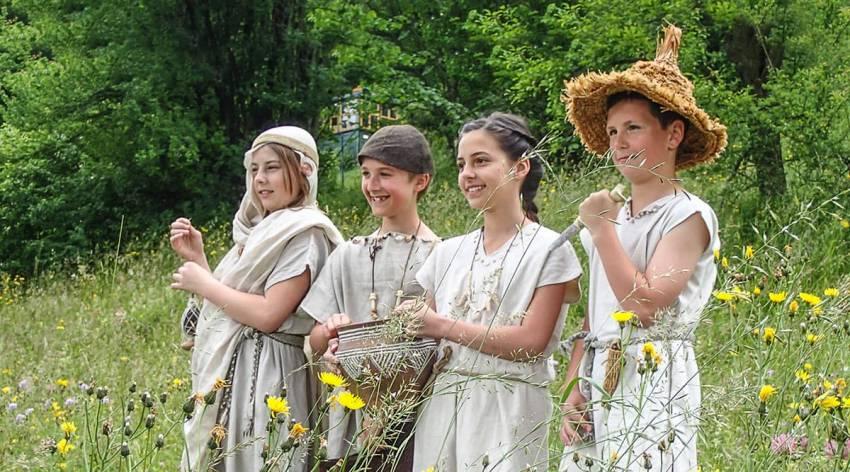 Pfahlbau am Attersee - Zeitreise in die Frühgeschichte