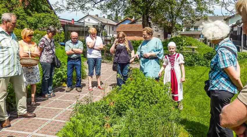 Die Kräuterschätze der Hildegard von Bingen