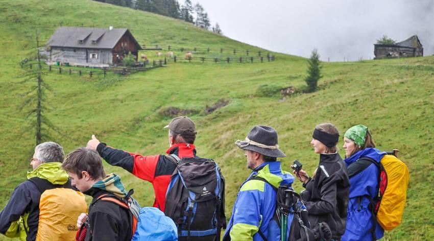 Nationalpark Durchquerung (2-Tagestour)