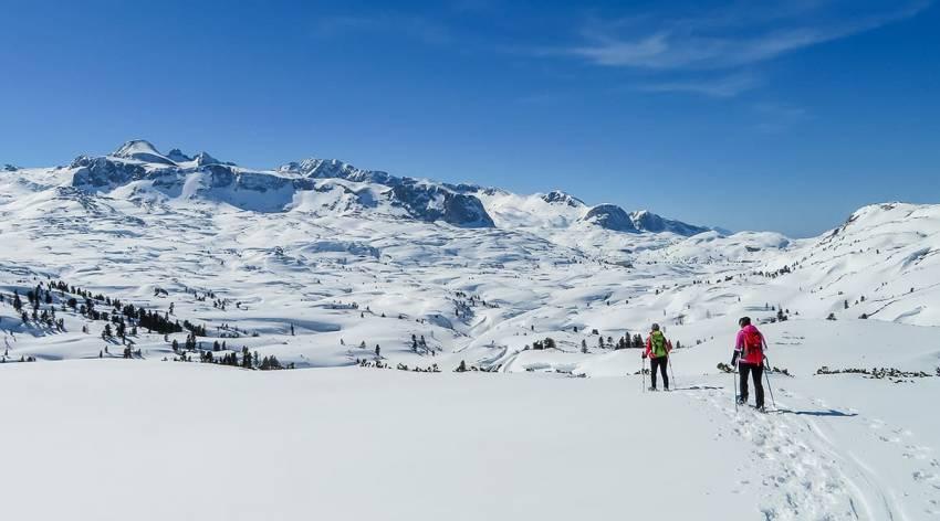 Faszination Dachstein im Winter