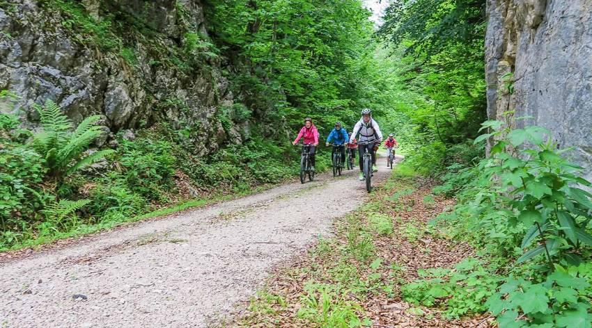 Nature E-Biking
