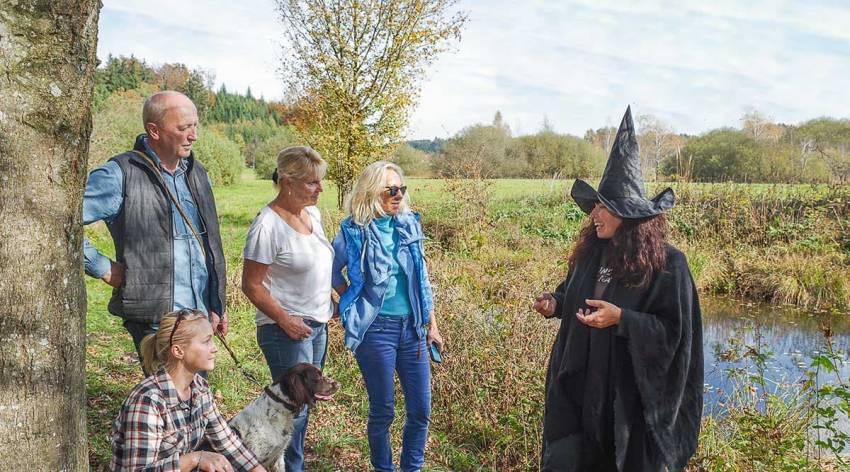 Gerli, die Hexe vom Gerlhamer Moor