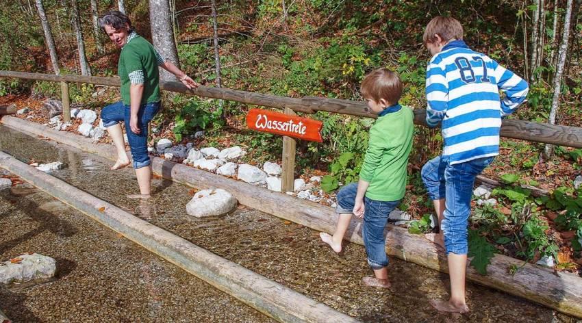 Auf den Spuren des Wassermanns - Kinder