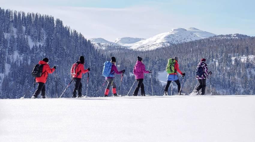 Bergparadies Warscheneck - Die Wurzeralm im Winter