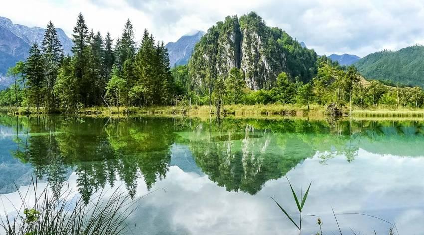 Die Geheimnisse von Wald und Wasser im Almtal