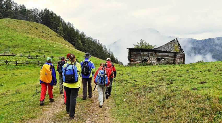 Nationalpark Durchquerung (3-Tagestour)