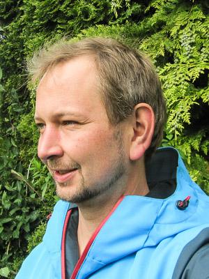 Vermittler Oliver Bernhard Haindl