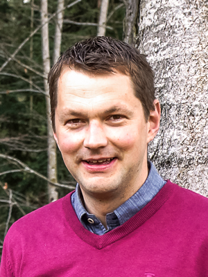 Vermittler Stefan Schober