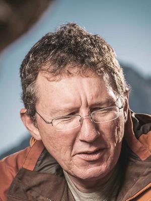 Vermittler Wolfgang Riedl