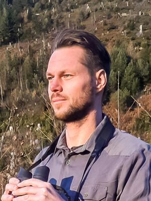 Vermittler Eric Mitterhauser