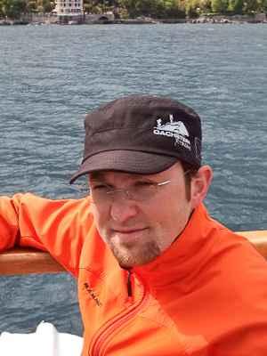 Vermittler Helmut Nutz